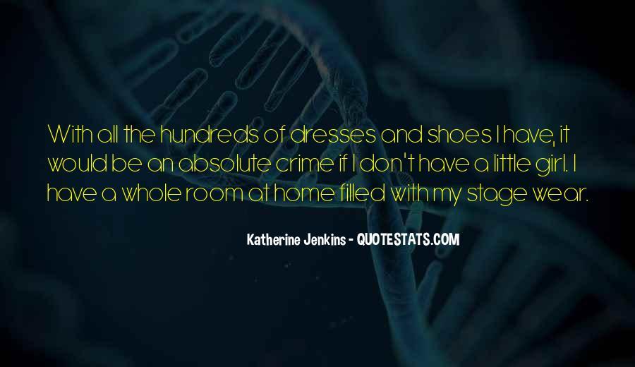 Katherine Jenkins Quotes #1837529