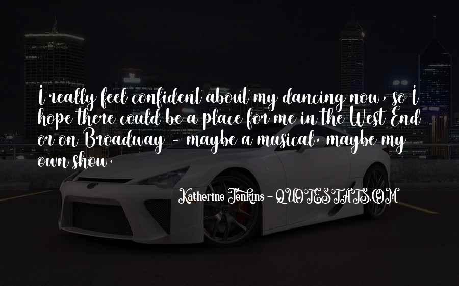 Katherine Jenkins Quotes #1840492
