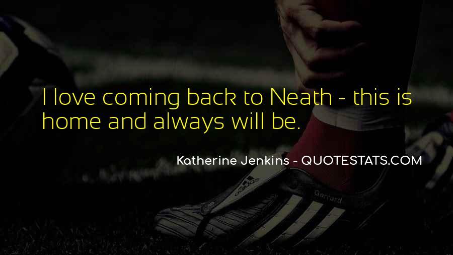 Katherine Jenkins Quotes #1873247