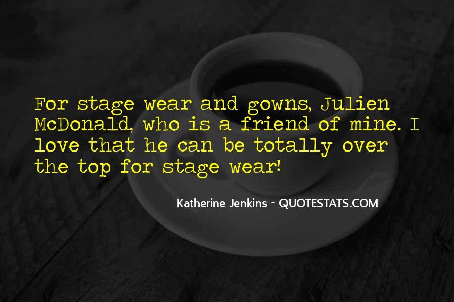 Katherine Jenkins Quotes #205813