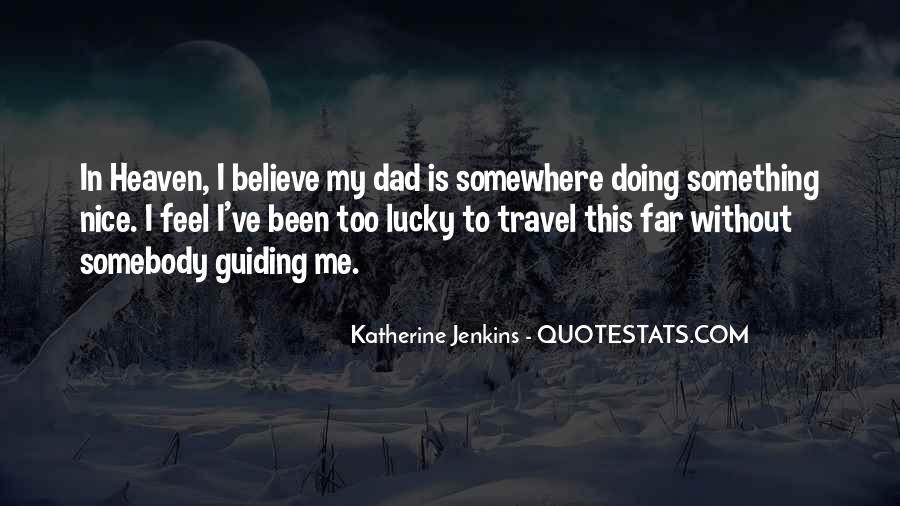 Katherine Jenkins Quotes #23290