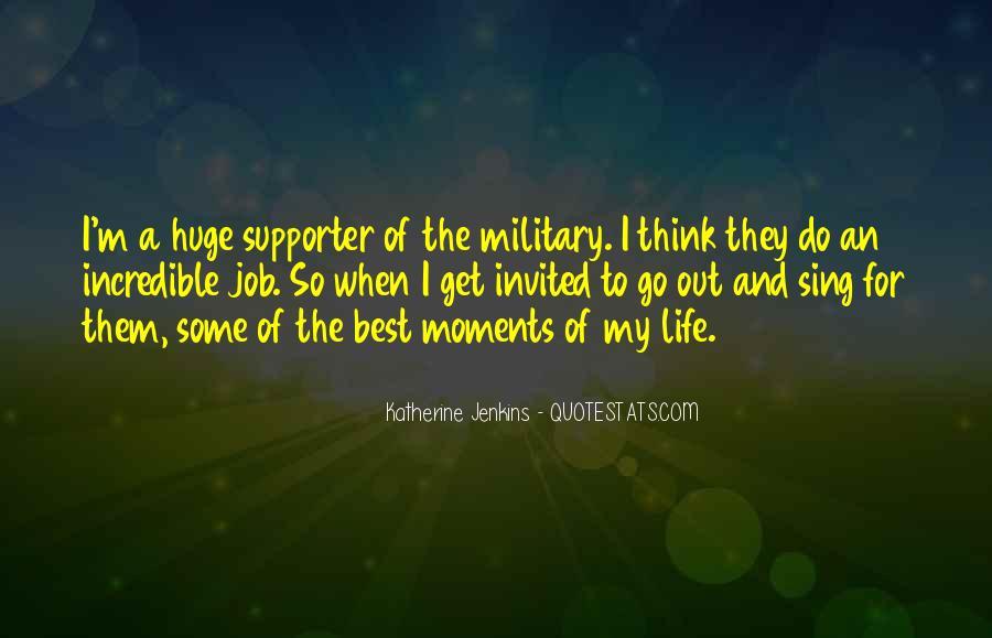 Katherine Jenkins Quotes #263827