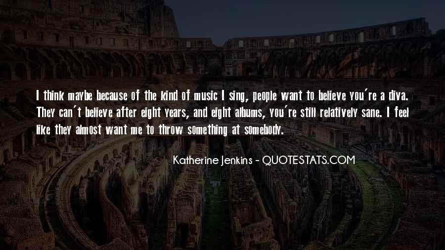 Katherine Jenkins Quotes #440580