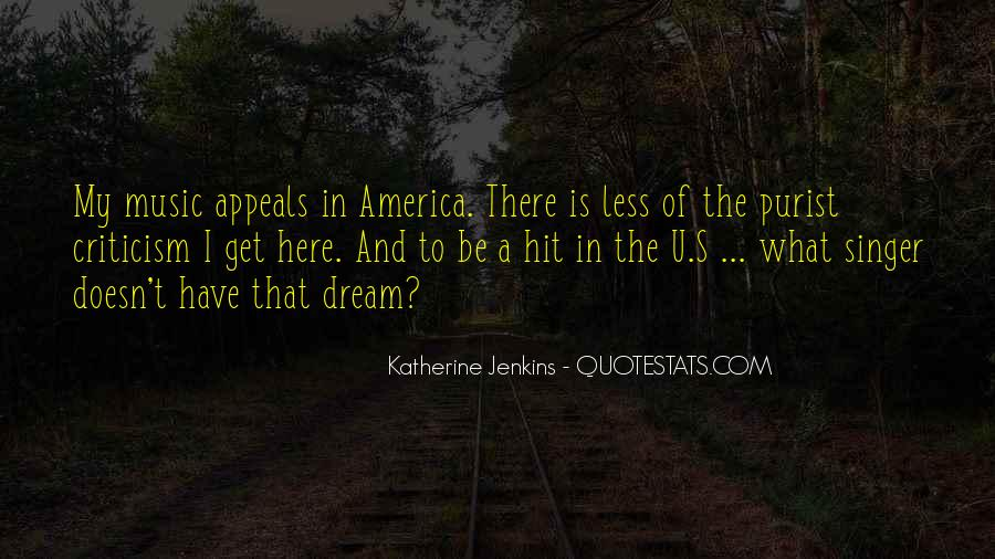 Katherine Jenkins Quotes #535893