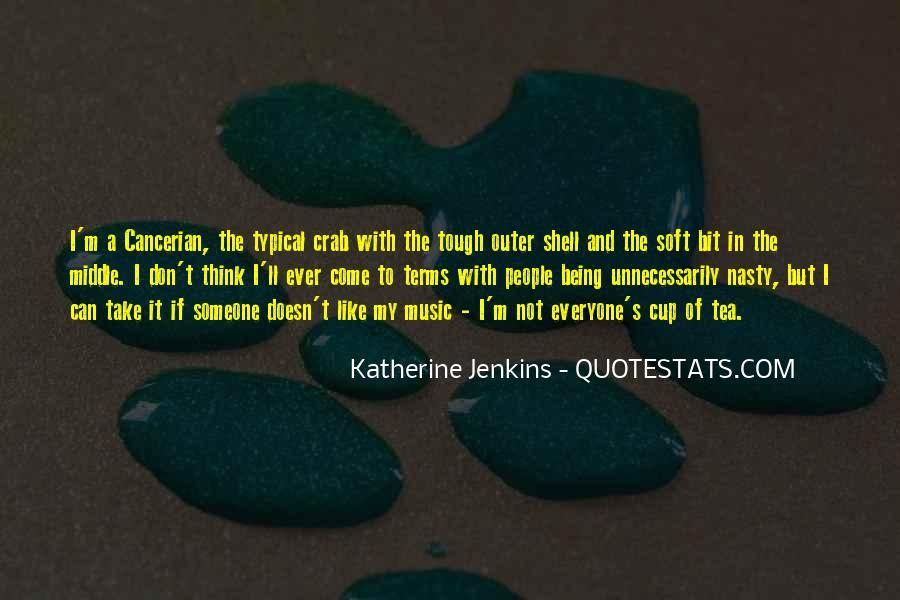 Katherine Jenkins Quotes #666807
