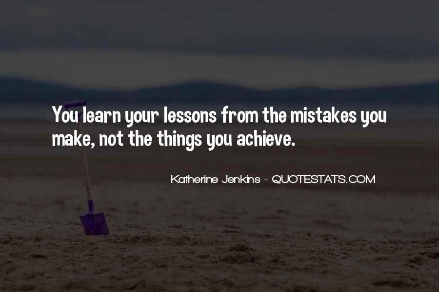 Katherine Jenkins Quotes #826674