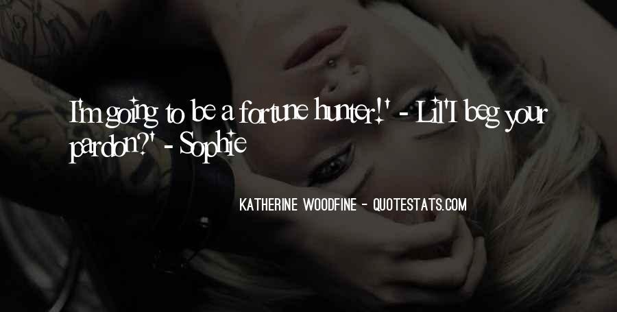 Katherine Woodfine Quotes #465747