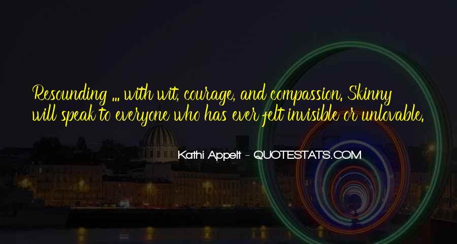 Kathi Appelt Quotes #1062474