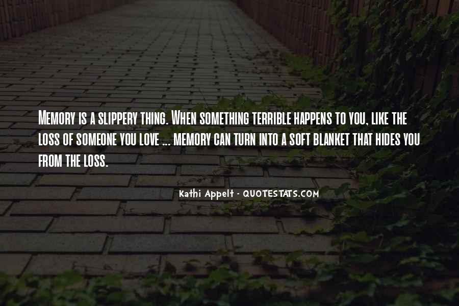 Kathi Appelt Quotes #365875