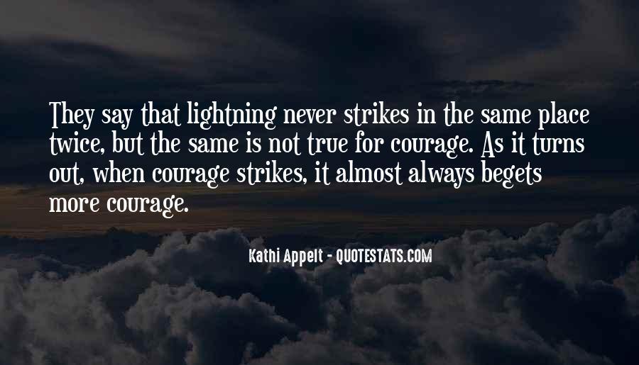 Kathi Appelt Quotes #645379