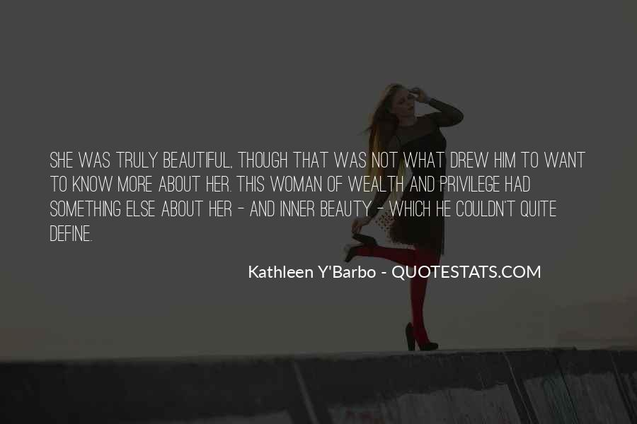 Kathleen Y'Barbo Quotes #71268