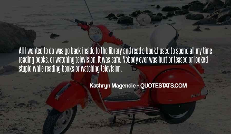 Kathryn Magendie Quotes #416307