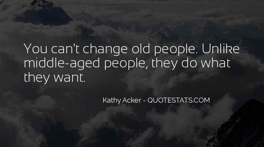 Kathy Acker Quotes #1165518