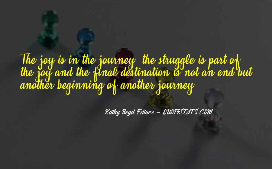 Kathy Boyd Fellure Quotes #1404652