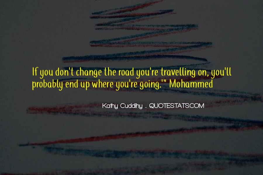 Kathy Cuddihy Quotes #150937