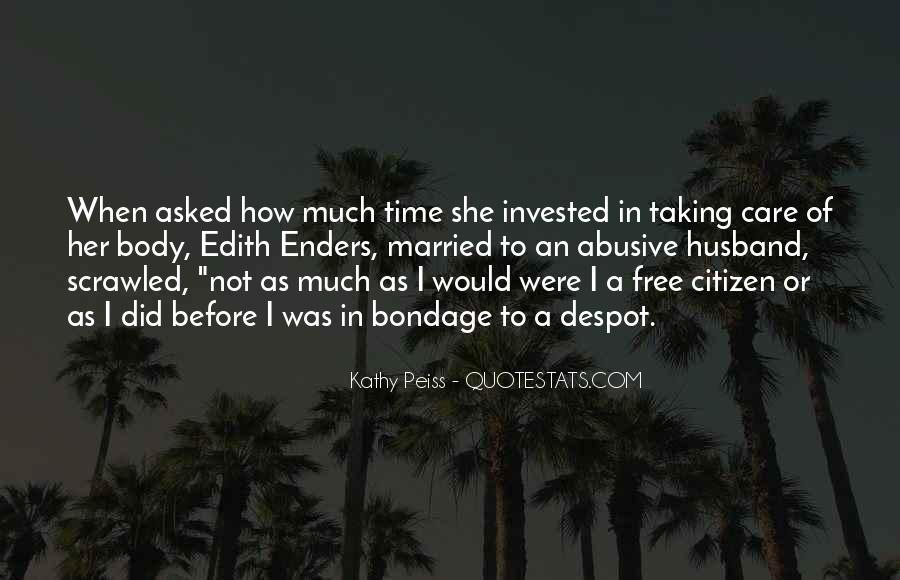 Kathy Peiss Quotes #321703