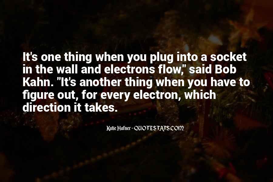 Katie Hafner Quotes #1185732