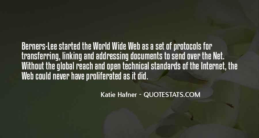 Katie Hafner Quotes #155904