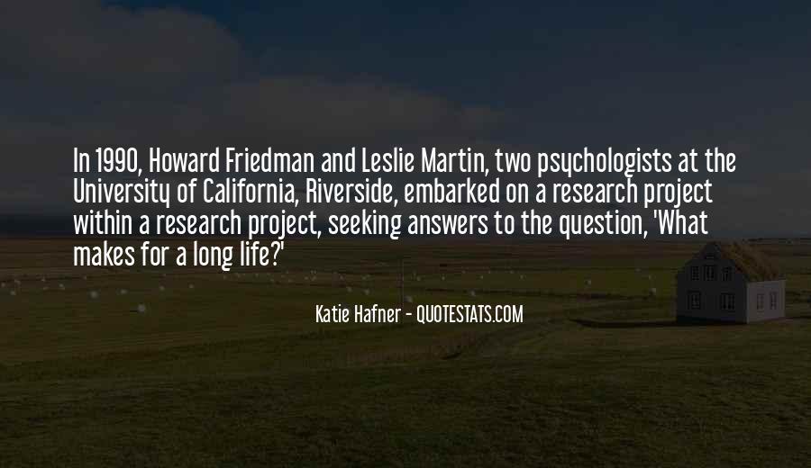 Katie Hafner Quotes #156078