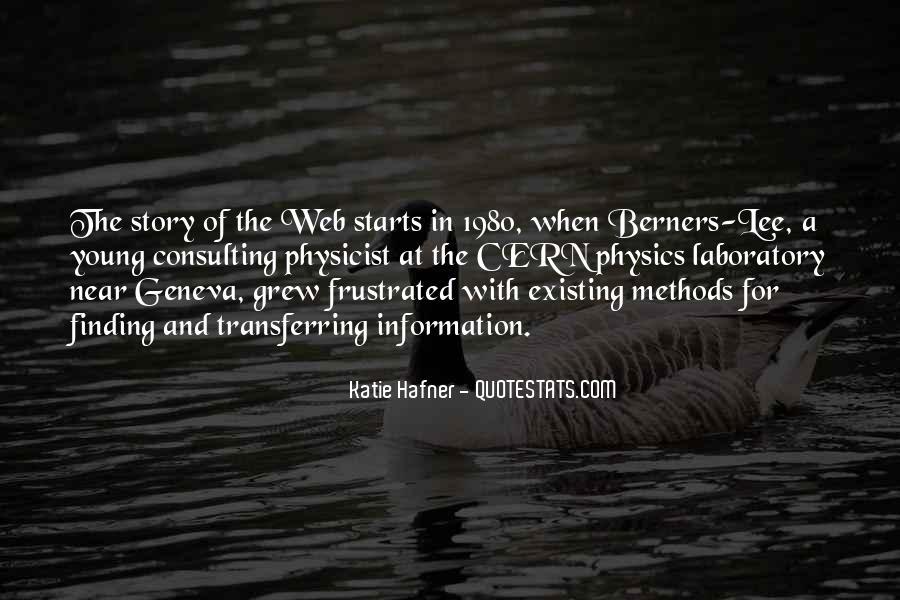 Katie Hafner Quotes #822614