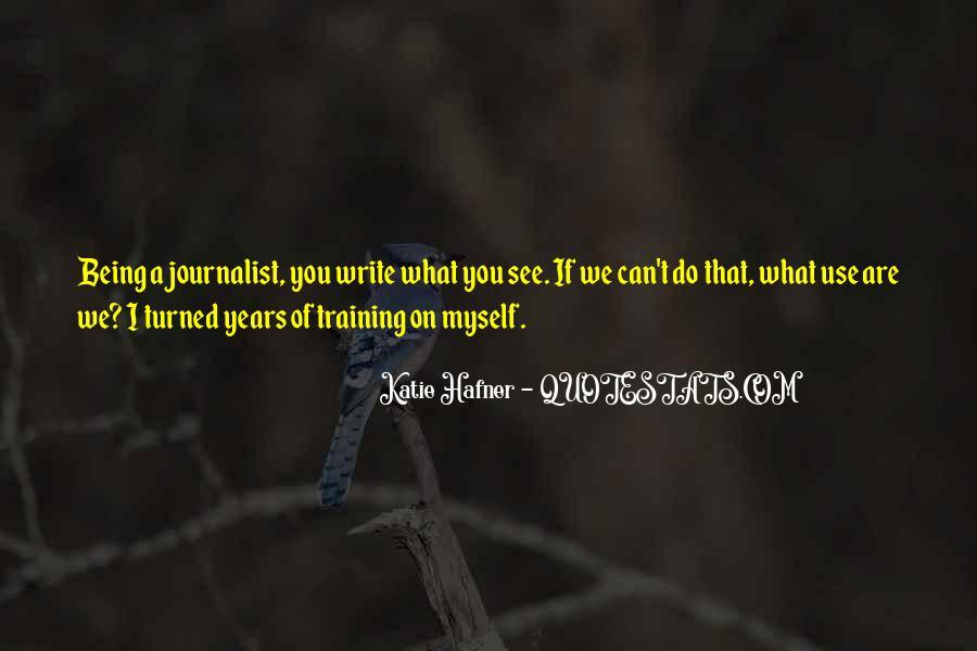 Katie Hafner Quotes #860413