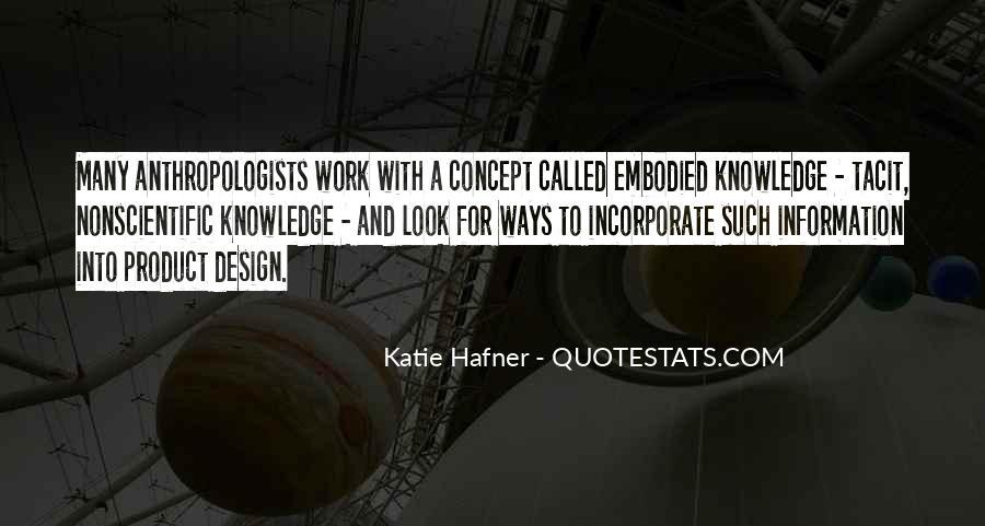 Katie Hafner Quotes #948498