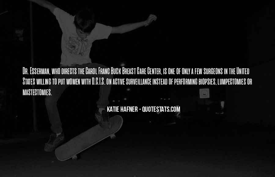 Katie Hafner Quotes #996244