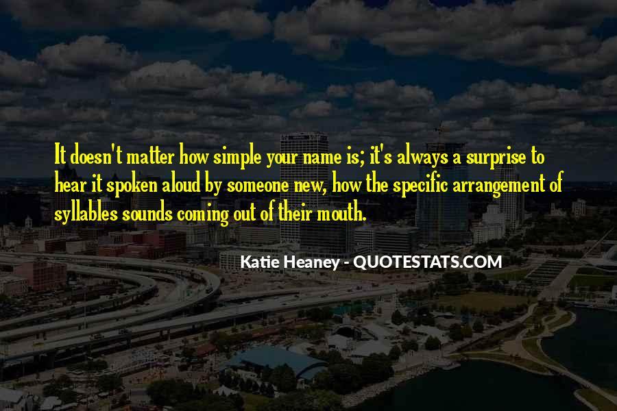 Katie Heaney Quotes #1308065