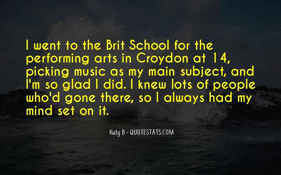 Katy B Quotes #1006186