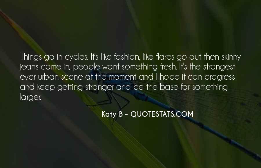 Katy B Quotes #1045905