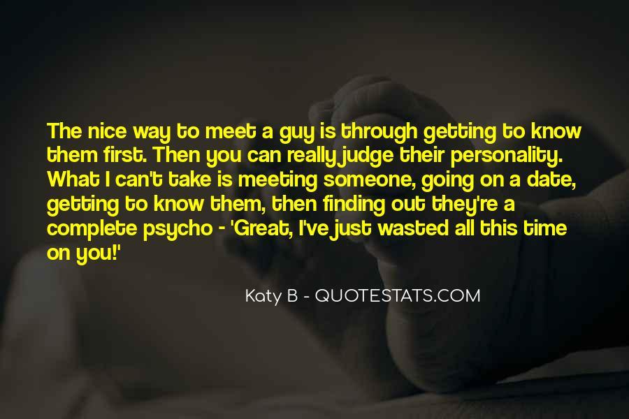 Katy B Quotes #1165474