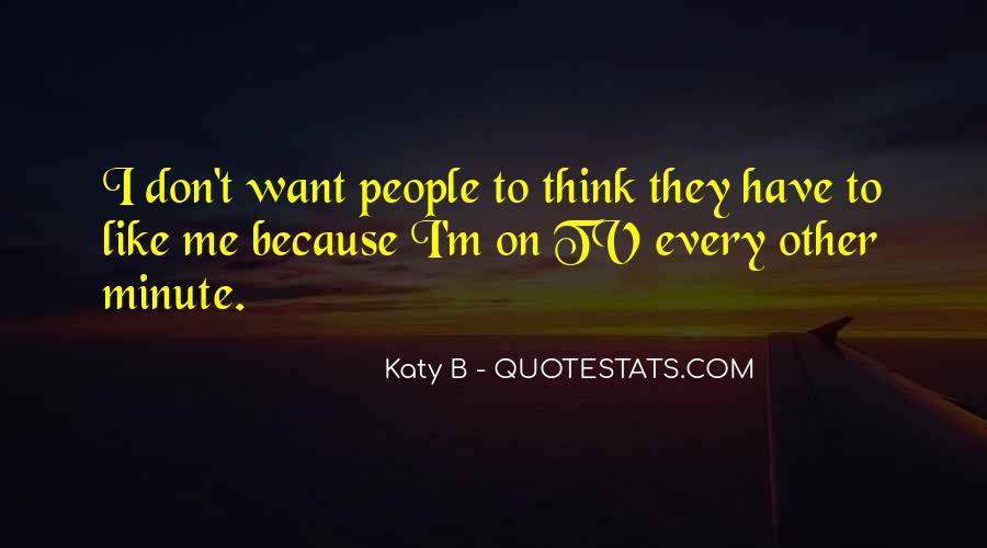 Katy B Quotes #1253904