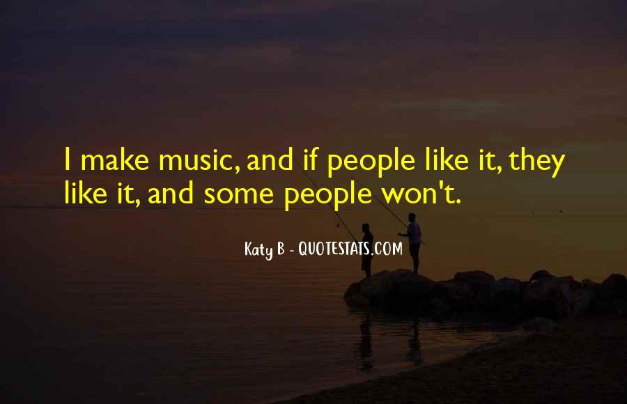 Katy B Quotes #1278192