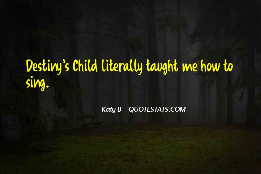 Katy B Quotes #1292958