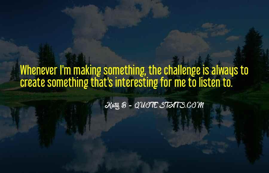 Katy B Quotes #1635712