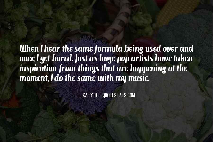 Katy B Quotes #193639