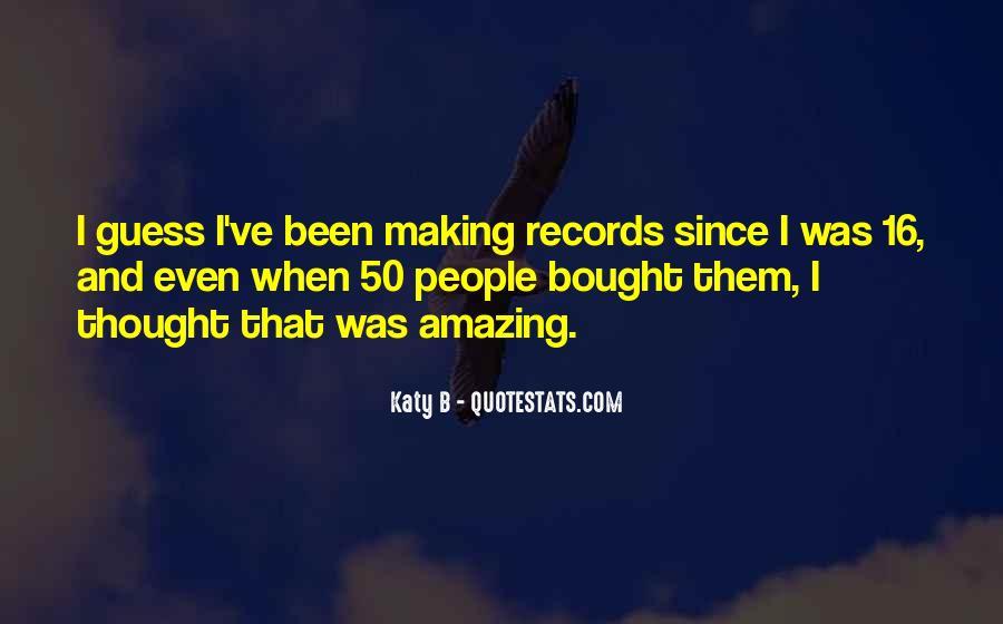 Katy B Quotes #295936