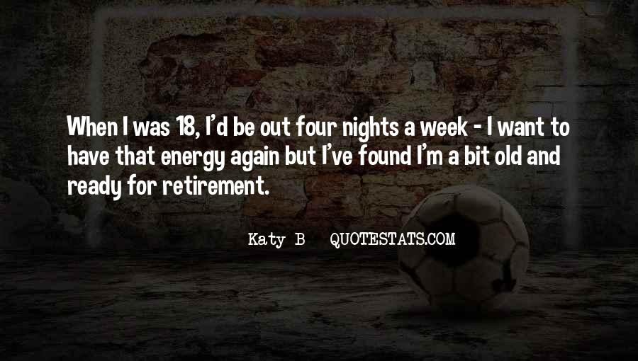 Katy B Quotes #488235