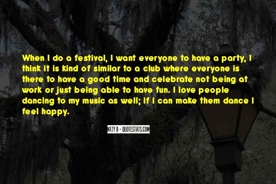 Katy B Quotes #59324