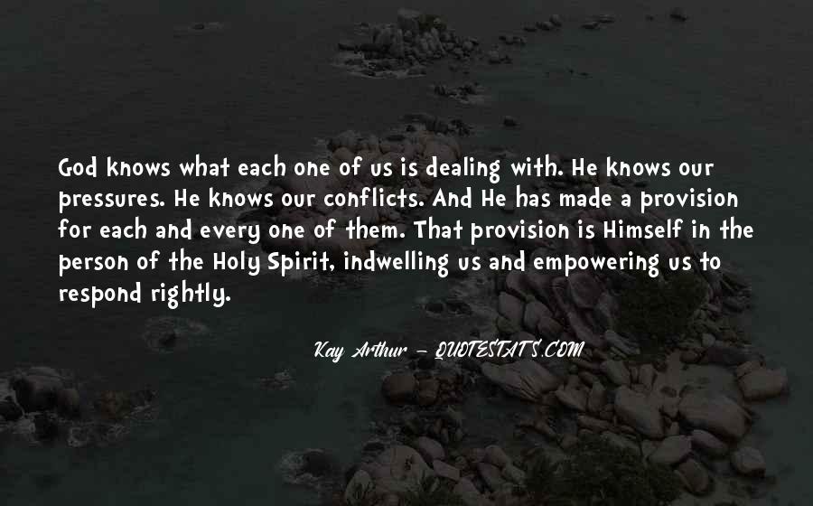 Kay Arthur Quotes #1059086