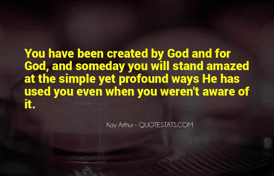 Kay Arthur Quotes #353033