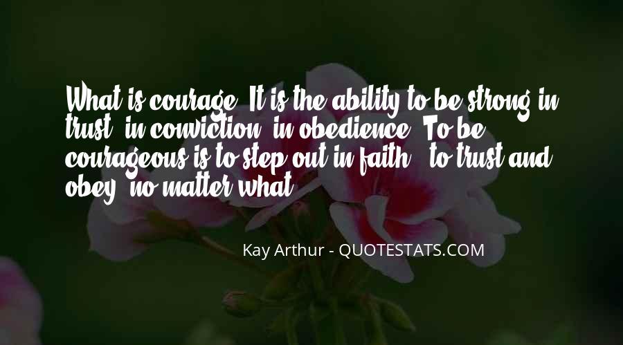 Kay Arthur Quotes #422908