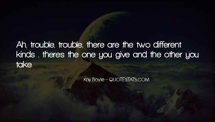 Kay Boyle Quotes #509504