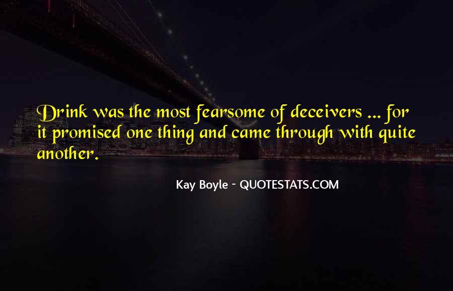 Kay Boyle Quotes #520575