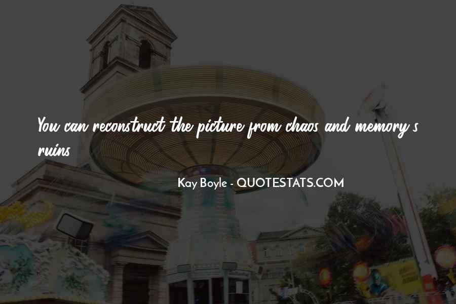 Kay Boyle Quotes #898900