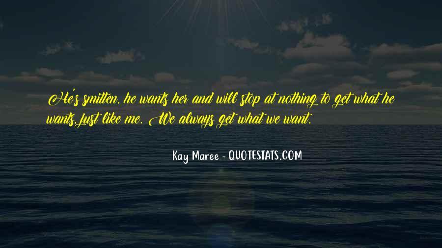Kay Maree Quotes #168680