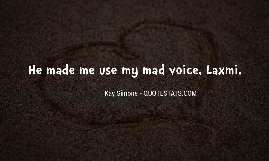 Kay Simone Quotes #127262