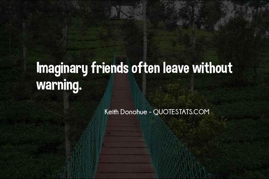 Keith Donohue Quotes #1033189