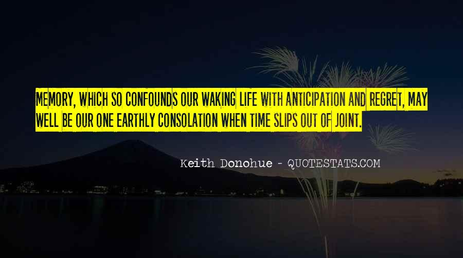 Keith Donohue Quotes #1553610