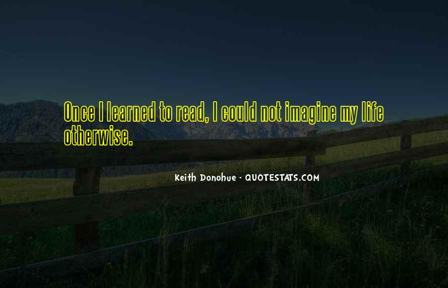 Keith Donohue Quotes #409526